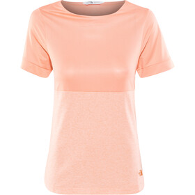 The North Face Inlux T-shirt manches courtes Femme, desert flower orange heather